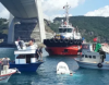 حادثة صعبة في مضيق البسفور ومصرع صيادين