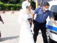 فتاة تركية تستنجد بالشرطة لتخليصها من زواجها القسري