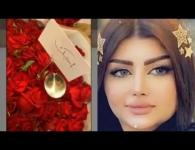 ملكة كابلي تصالح أحمد السالم بطريقة رومانسية