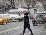 تحذير من حاكم اسطنبول: الثلوج ستستمر حتى يوم الاثنين