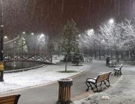 صور: إسطنبول تشهد أول تساقط للثلوج في الشتاء بعد ديسمبر الدافئ