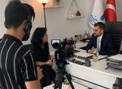الإعلام التركي يسلط الضوء على شركة يقودها فلسطيني في إسطنبول