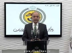 الأردن يعلن استمرار تعطيل المؤسسات حتى نهاية أبريل