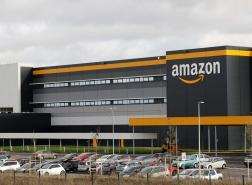 شركة أمازون الأمريكية توقف عملياتها مؤقتاً في فرنسا