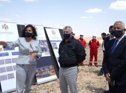 ملك الأردن يدعو لاستغلال انخفاض أسعار النفط وتعزيز المخزون الاستراتيجي