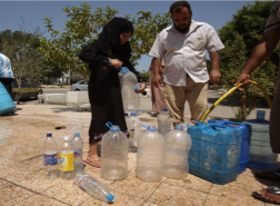 استئناف ضخ المياه للعاصمة الليبية ومحيطها بعد توقف لأسبوعين