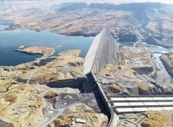 تركيا تبدأ إنتاج الطاقة من ثاني أكبر سدودها الشهر المقبل