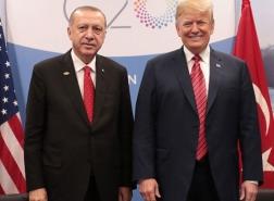 أردوغان يناقش مع ترامب تأثير كورونا على اقتصاد البلدين