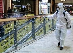 مراكز التسوق المولات تستعد لإعادة فتح أبوابها في تركيا