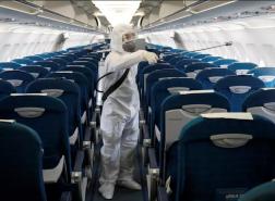 النقل الجوي الدولي قد يخسر 1.2 مليار مسافر بسبب الفيروس