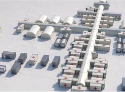 شركة تركية تستعد لبناء مستشفى ميداني في رومانيا بـ13.2 مليون يورو