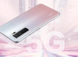 هواوي تطلق هاتفها الأحدث Huawei P40 Lite 5G في أوروبا