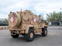 شركة تركية تصدر أول سيارة إسعاف مدرعة إلى الشرق الأوسط