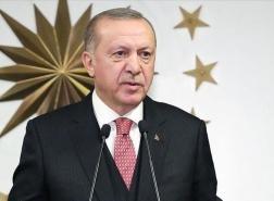 أردوغان: ننتقل إلى نظام جديد لمرحلة ما بعد كورونا