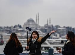 غياب شبه كامل للسياح الأجانب في تركيا خلال أبريل