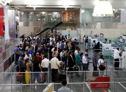 إجراءات جديدة داخل المطارات التركية.. لا ترحيب أو وداع