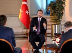 تصريحات مبشّرة لوزير المالية بشأن وضع الاقتصاد التركي