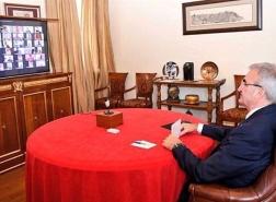 حاكم أنطاليا يزف أخبارًا سارّة لفنادق المدينة الساحلية