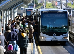 كيف سيعمل المتروبوس في إسطنبول الإثنين ؟