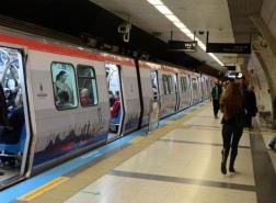 خطوط المترو التي ستعمل في اسطنبول في 1 يونيو