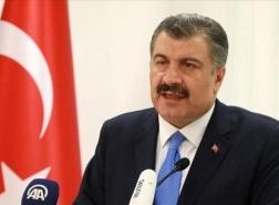 أرقام مرتفعة تماثلث للشفاء في تركيا.. وزير الصحة يكشف النسبة