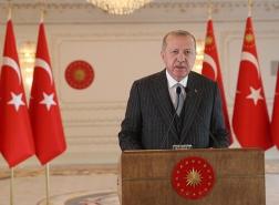 أردوغان: نهدف لجعل إسطنبول مركزًا للتمويل الإسلامي