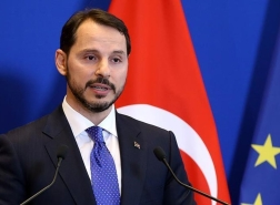 وزير المالية التركي : سنظهر قوتنا الاقتصادية للعالم