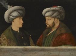 لوحة السلطان محمد الفاتح تصل إلى إسطنبول