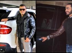 مقارنة بين سيارات عمرو دياب وتامر حسني