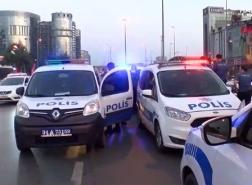 القبض على مئات المجرمين في إسطنبول