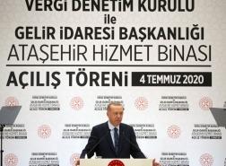 أردوغان: تركيا تشهد قفزة كبيرة جدًا وليس انتعاشًا فحسب