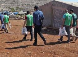 جمعية تركية توزع أضاحى العيد على 4000 أسرة في غزة