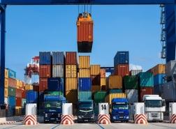 أكثر من 15 مليار دولار صادرات تركيا في يوليو