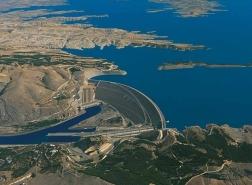 مباحثات عراقية تركية بشأن مياه دجلة والفرات