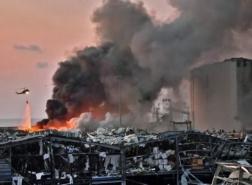 مرصد الزلازل الأردني: انفجار بيروت يعادل زلزالا بقوة 4.5 درجات