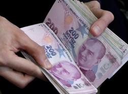 الليرة التركية ترتفع مجددًا أمام الدولار