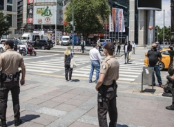 الداخلية التركية تبدأ عمليات تفتيش على مستوى البلاد ضد تفشي الوباء