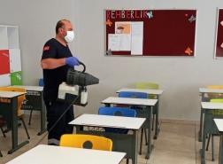 تركيا تقدم مشروع المدرسة النظيفة مع قرب استئناف الدراسة