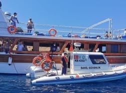 فحص صارم للقوارب السياحية في تركيا