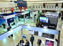 عمالقة الصناعات الدفاعية على موعد مع الشركات التركية