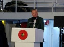 أردوغان: نتطلع لأخبار سارة من شرقي المتوسط