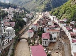 73.5 مليون ليرة للمتضررين من فيضانات غيرسون التركية