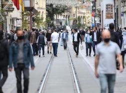 قوجة: تركيا في الذروة الثانية من الموجة الأولى لتفشي الوباء