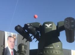 روكيتسان التركية تطور منصة إطلاق لكافة الصواريخ المحلية