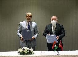 مسؤولون أتراك وليبيون يوقعون بروتوكول تعاون اقتصادي وتكنولوجي