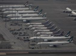 شركات الطيران تتحول إلى بقالات ومطاعم!