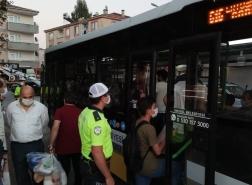 تركيا: إجراءات جديدة أثناء التنقل بسيارات الأجرة ووسائل النقل الجماعي