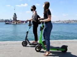 تركيا تضع ضوابط خاصة لركوب السكوتر