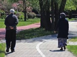 محافظة تركية تفرض حظر التجول على المواطنين فوق 65 عامًا