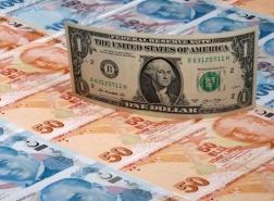 توقعات المركزي التركي لسقف سعر صرف الليرة مع نهاية العام